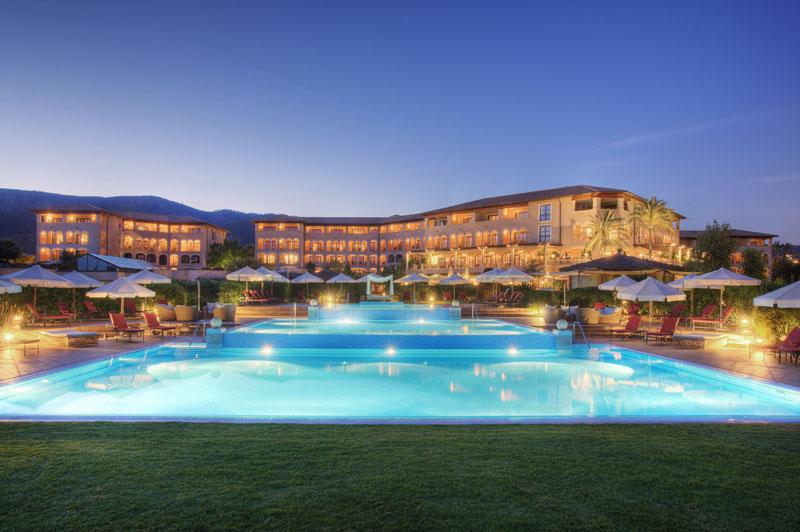 hôtel de luxe majorque